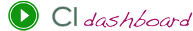 CIDashboard Logo